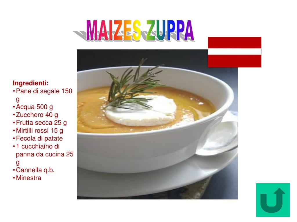 Maizes Zuppa (Lituania)