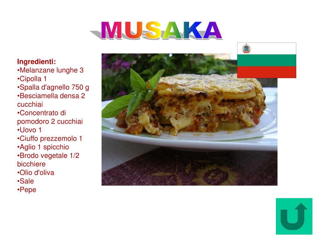Musaka (Bulgaria)