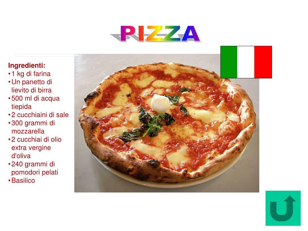 Pizza (Italia)