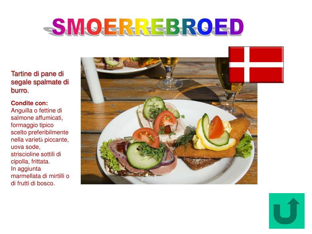 Smoerrebroed (Danimarca)