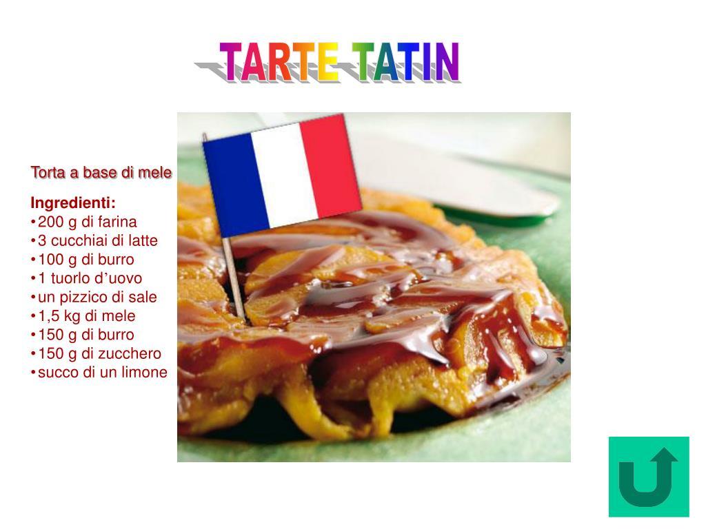 Tarte Tatin (Francia)