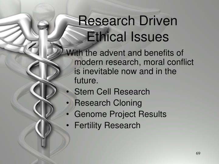 Research Driven