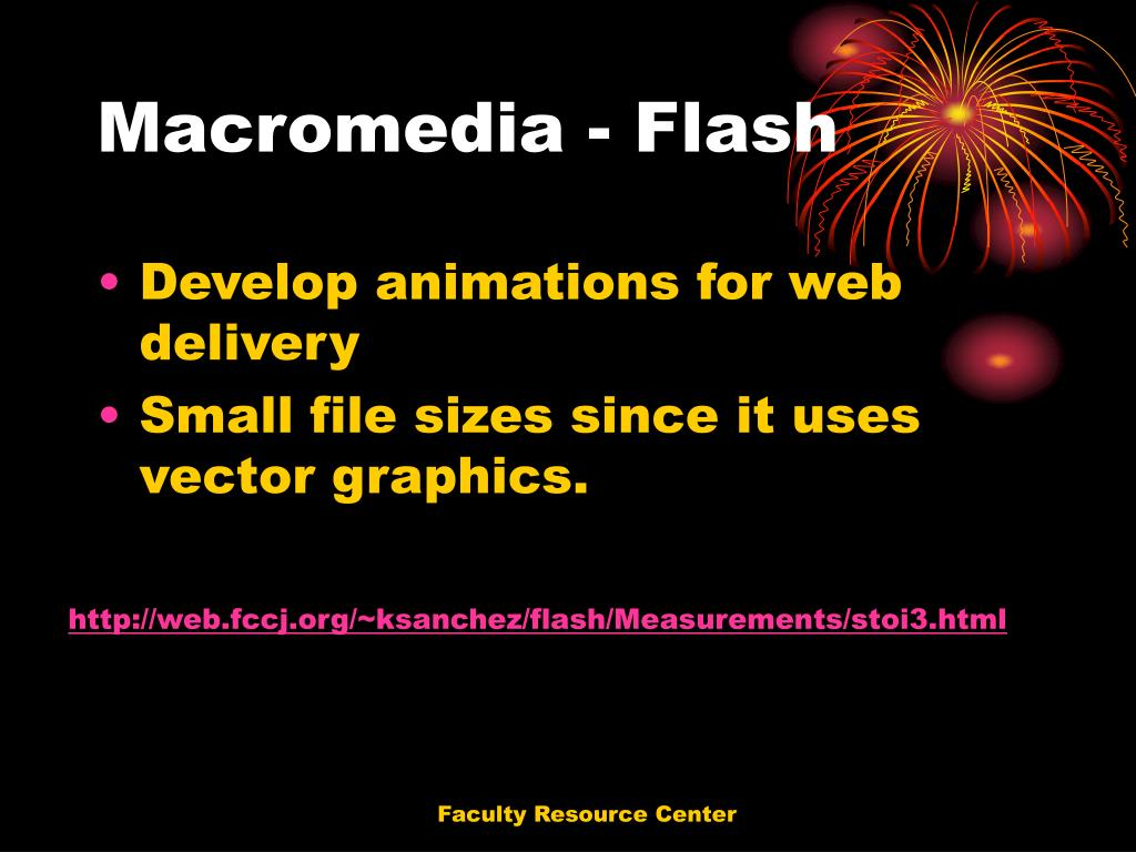 Macromedia - Flash