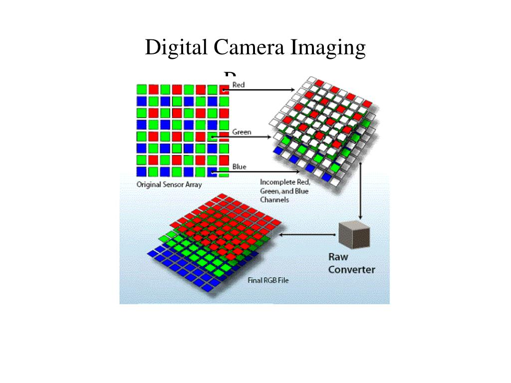Digital Camera Imaging