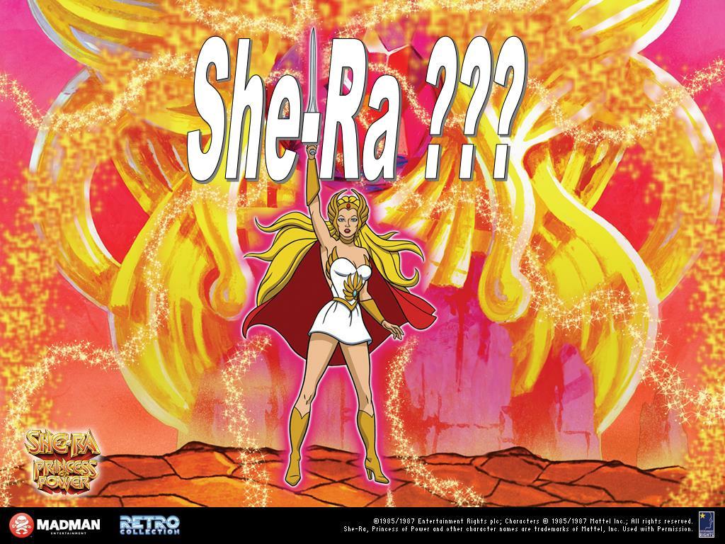 She-Ra ???