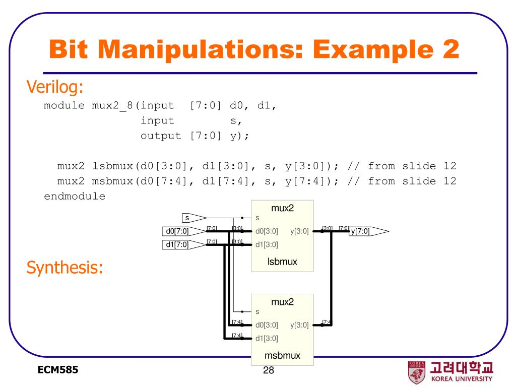 Bit Manipulations: Example 2