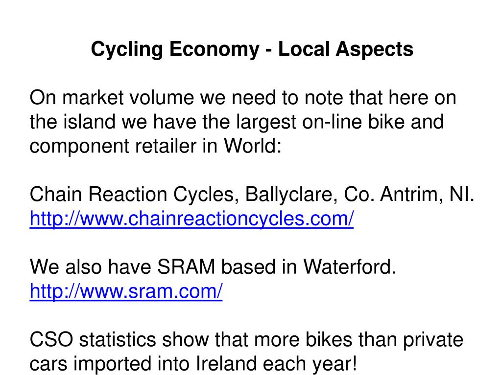 Cycling Economy - Local Aspects