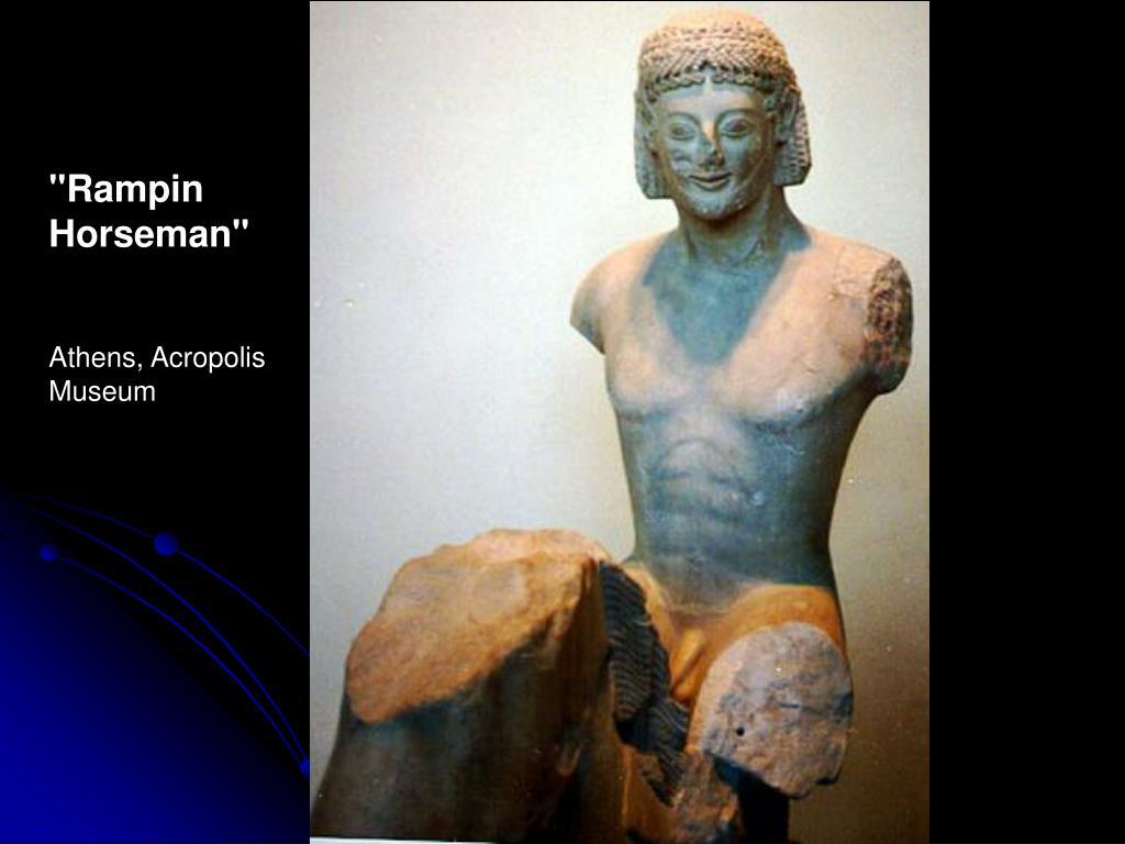 """""""Rampin Horseman"""""""