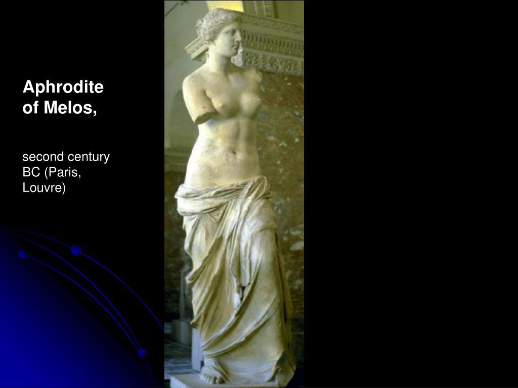 Aphrodite of Melos,