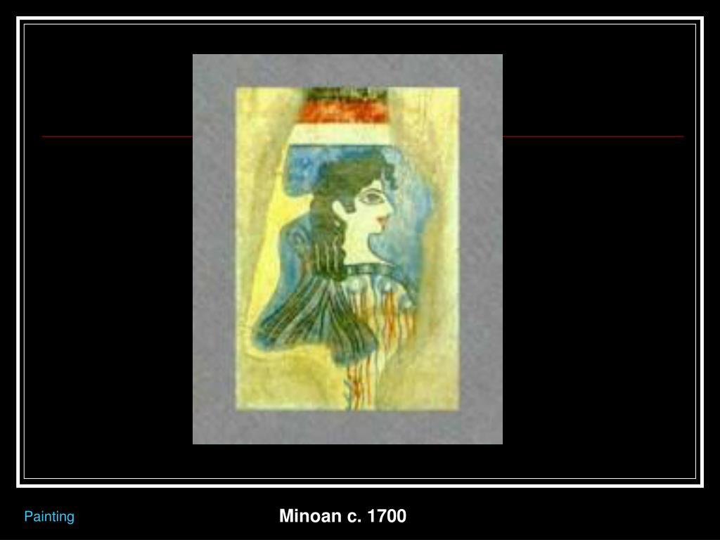 Minoan c. 1700