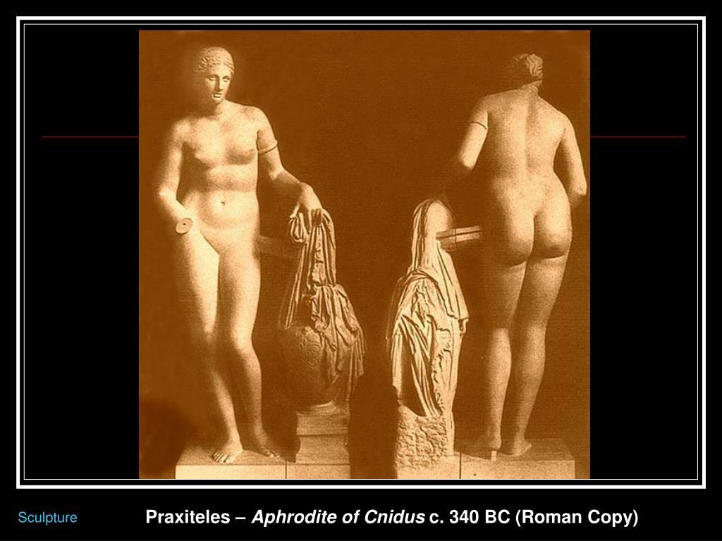 Praxiteles –