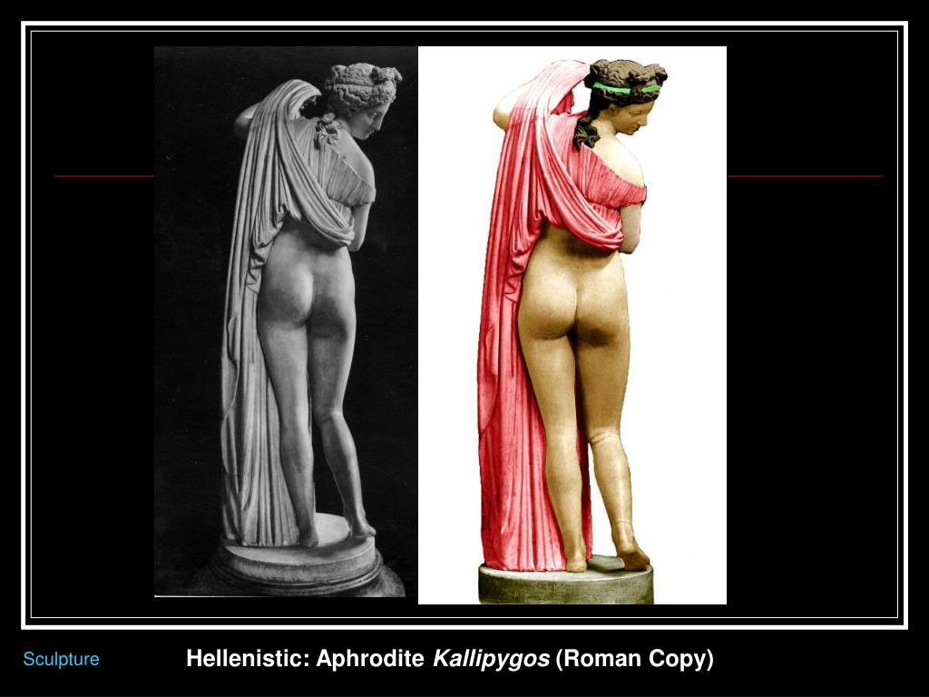 Hellenistic: Aphrodite