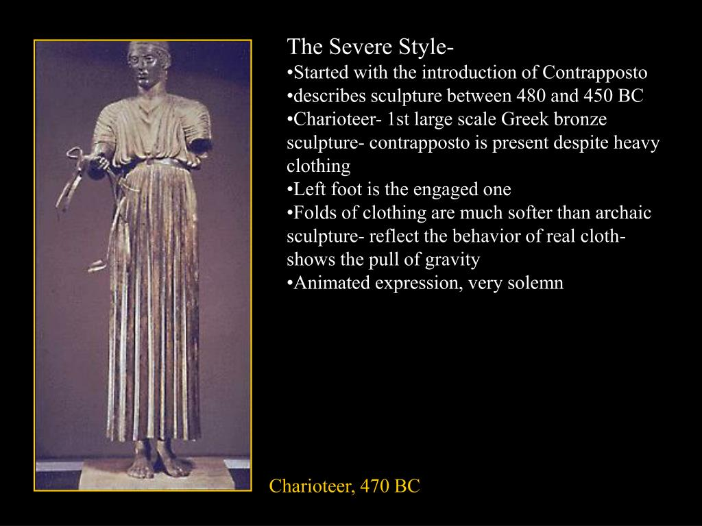 The Severe Style-