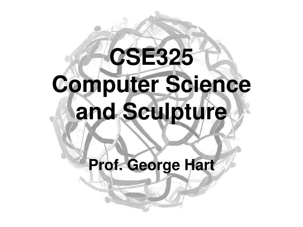 CSE325