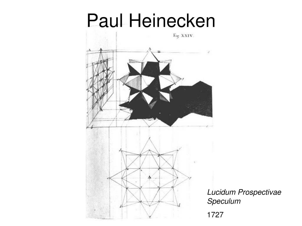 Paul Heinecken