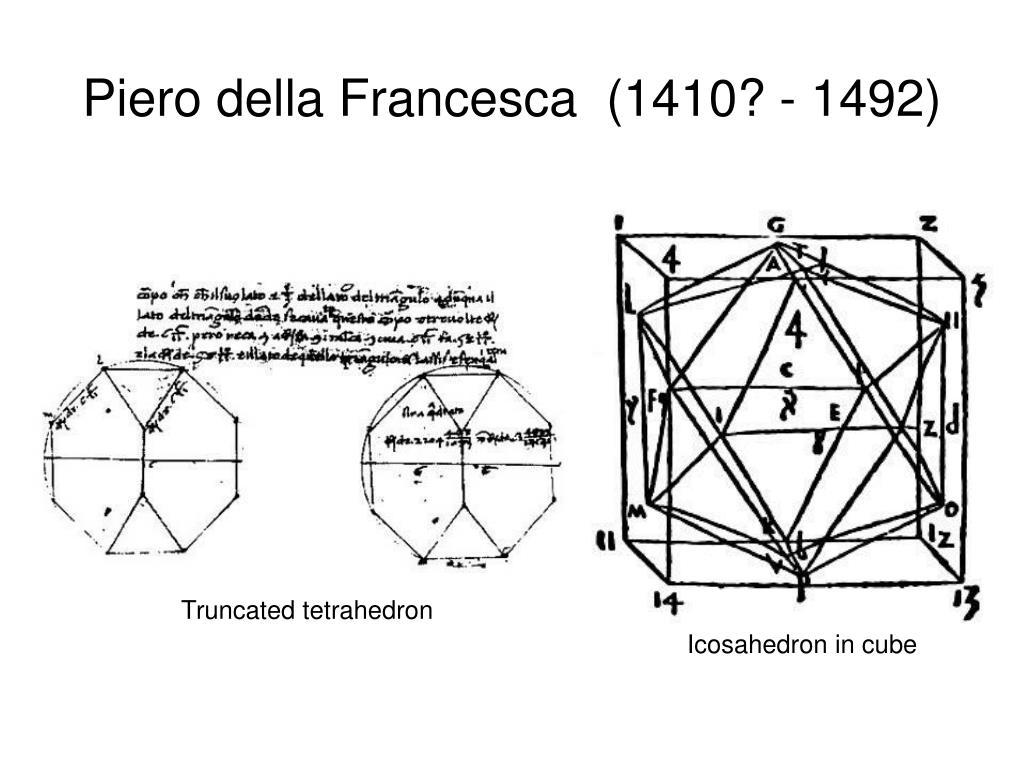 Piero della Francesca  (1410? - 1492)