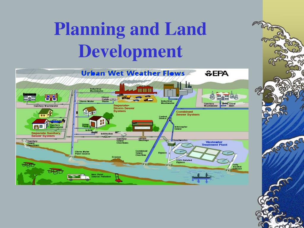 Planning and Land Development