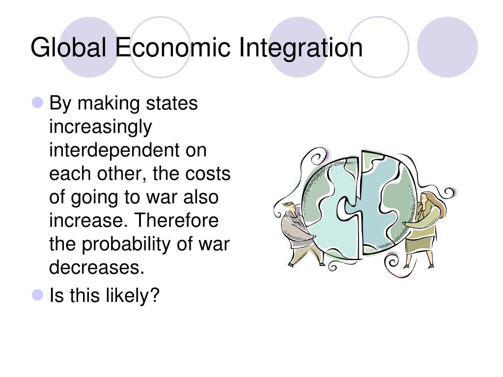 Global Economic Integration