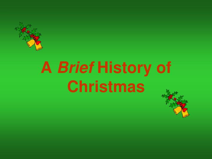 A brief history of christmas l.jpg