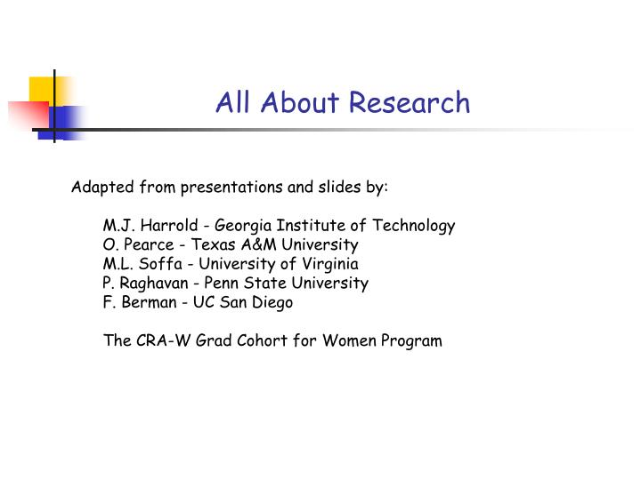 All about research l.jpg
