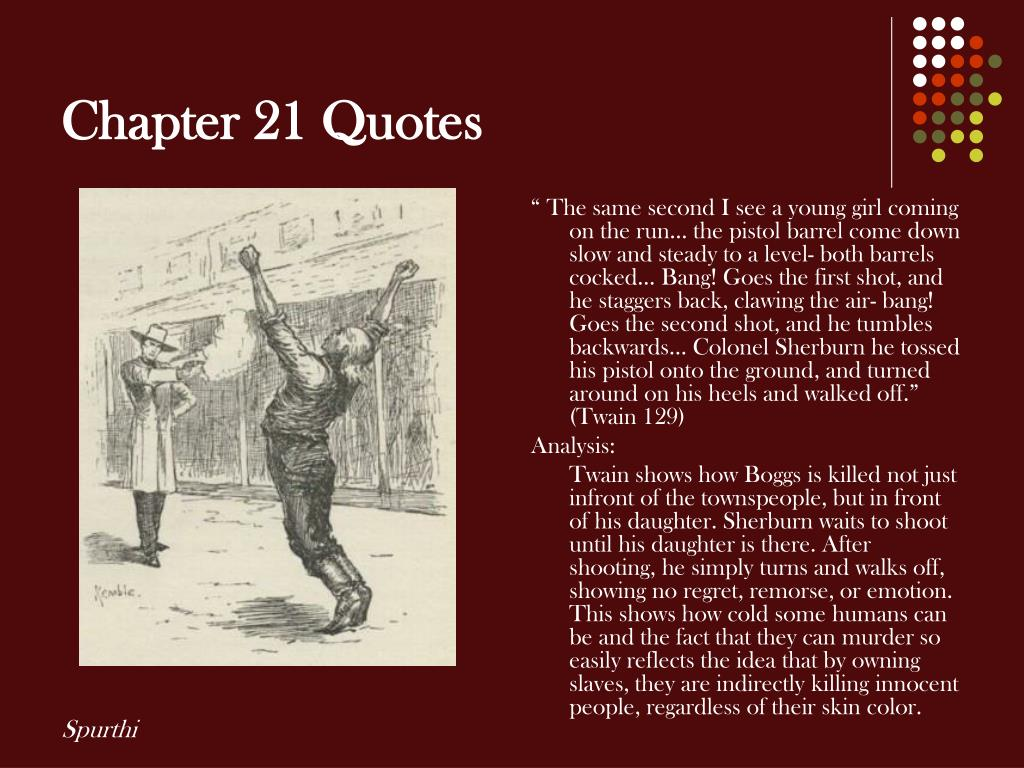 Chapter 21 Quotes