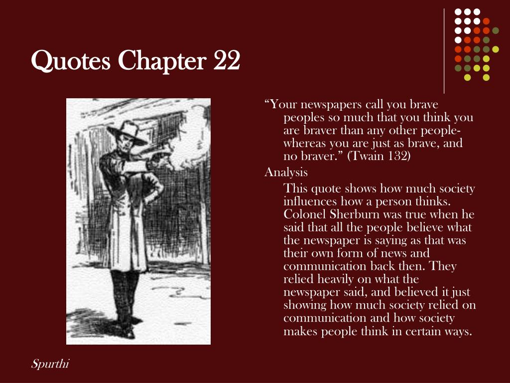 Quotes Chapter 22