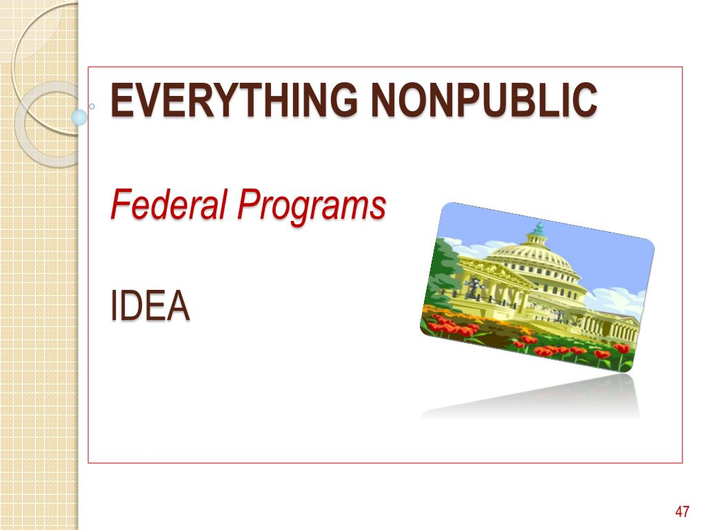 EVERYTHING NONPUBLIC