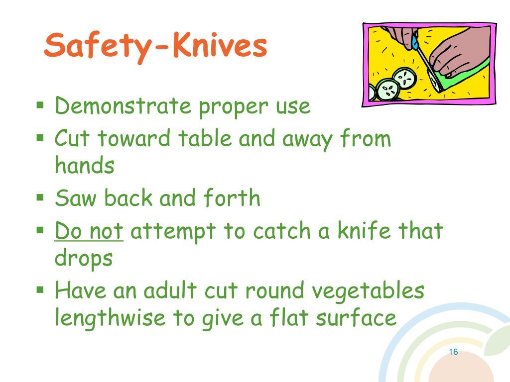 Safety-Knives