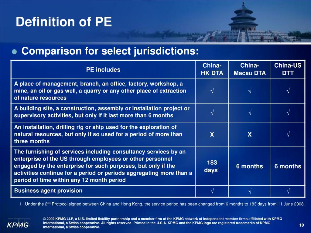 Definition of PE
