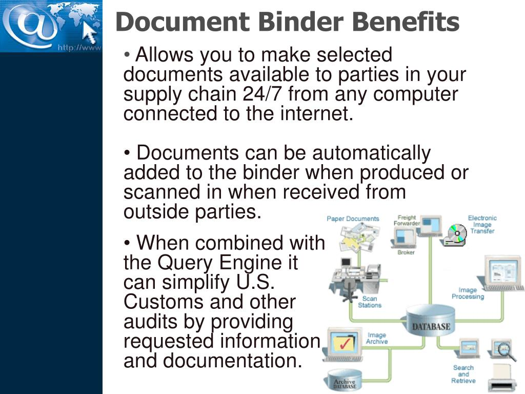 Document Binder Benefits