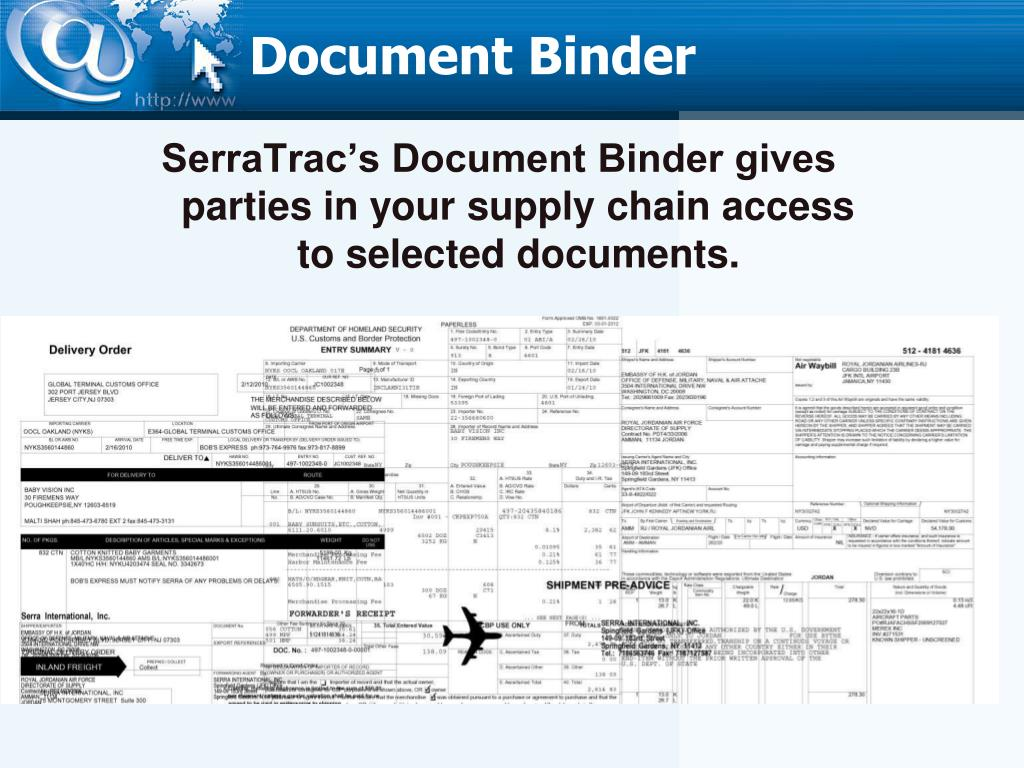 Document Binder