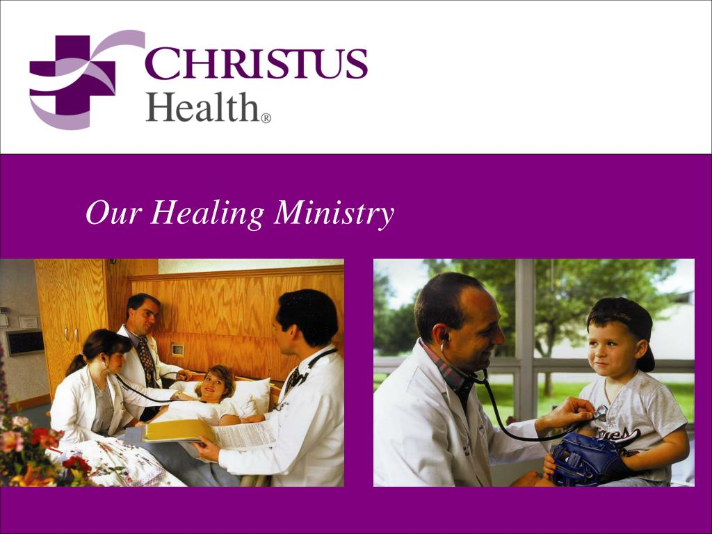 Our Healing Ministry