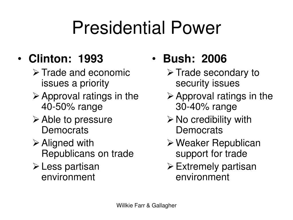 Clinton:  1993