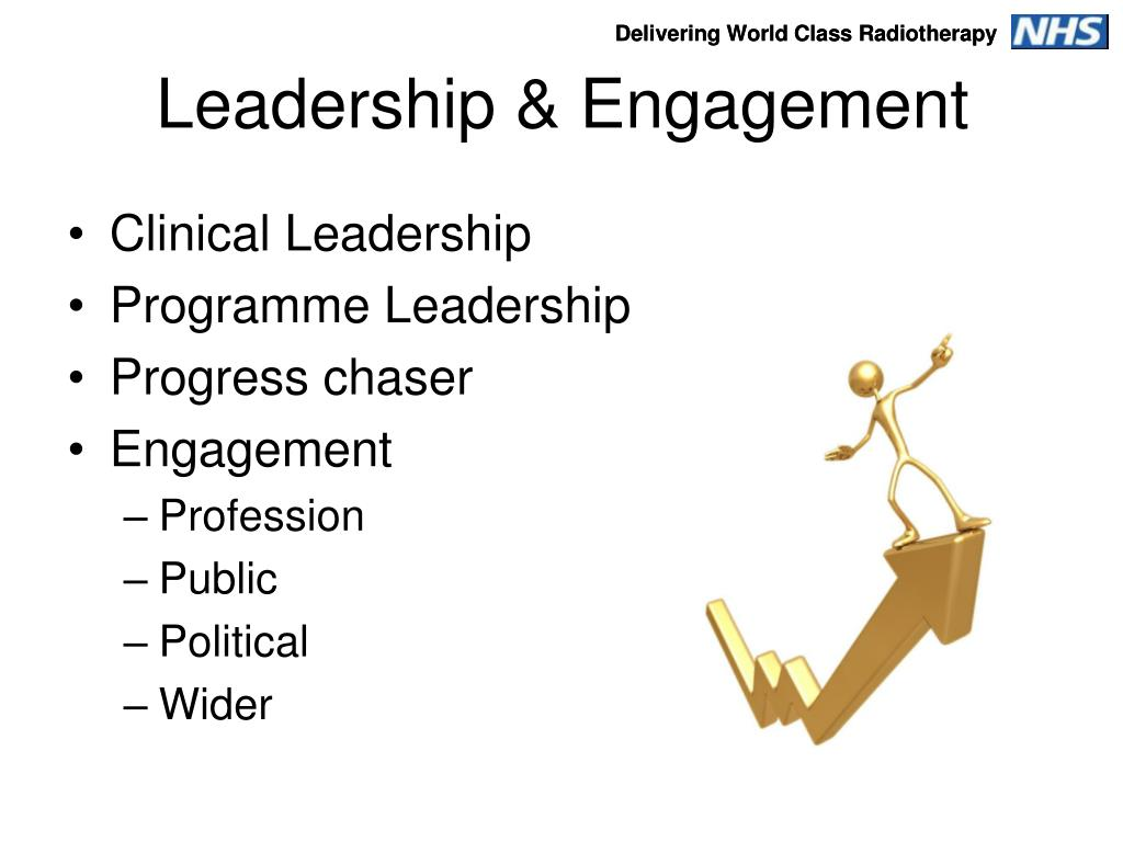 Leadership & Engagement