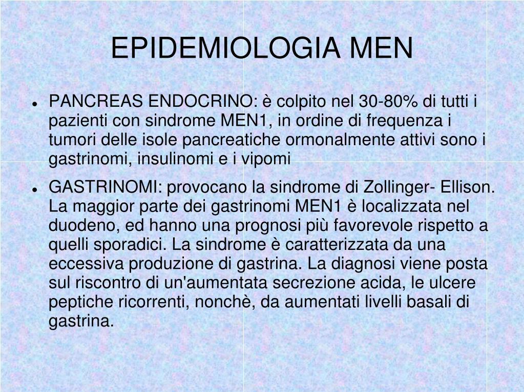 EPIDEMIOLOGIA MEN
