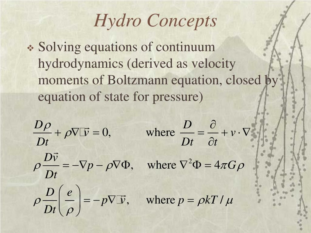 Hydro Concepts