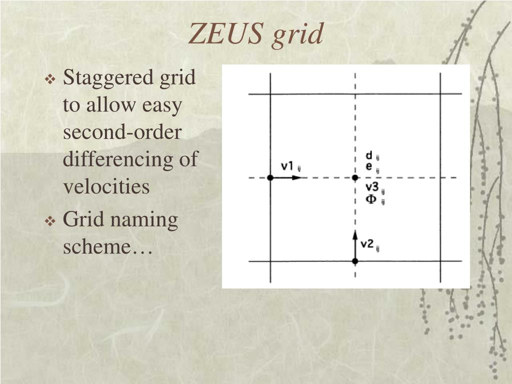 ZEUS grid