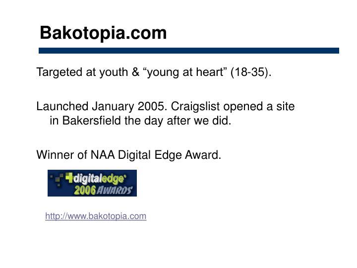 Bakotopia.com
