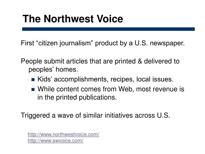 The Northwest Voice