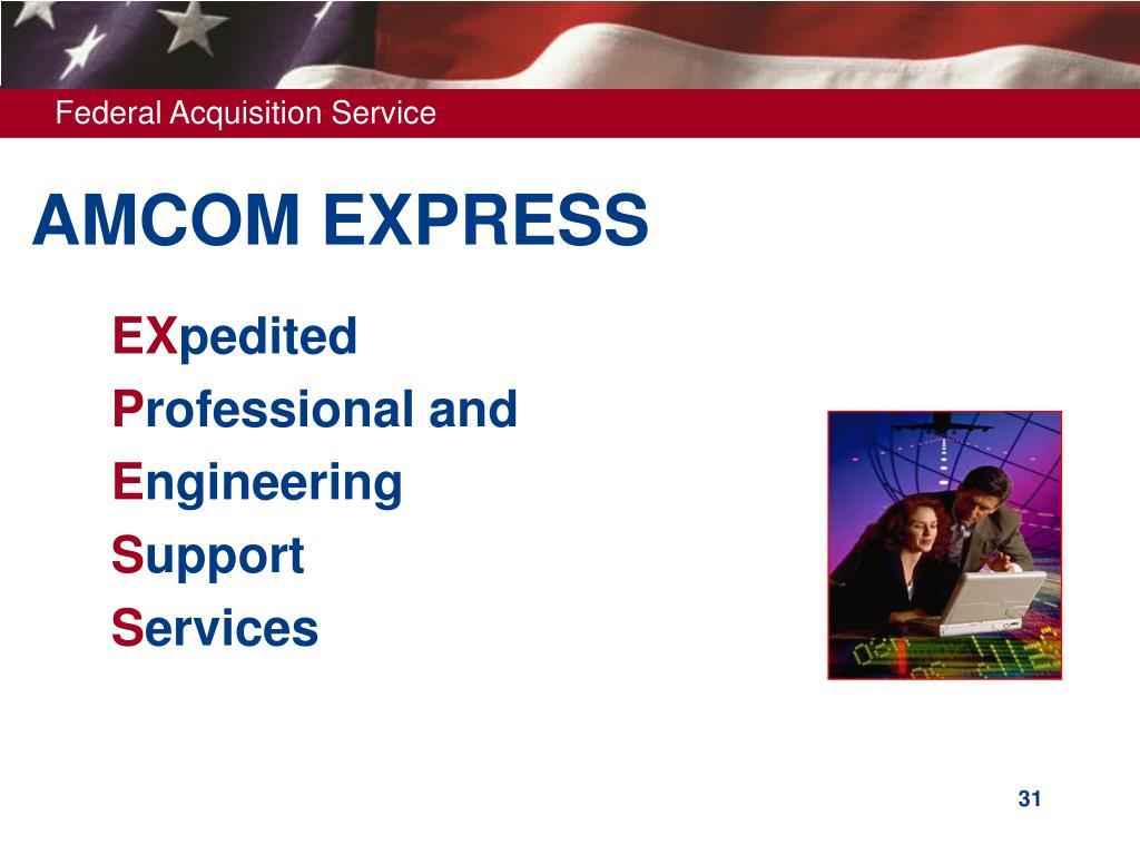 AMCOM EXPRESS