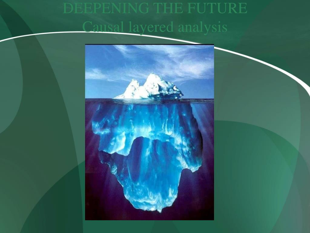 DEEPENING THE FUTURE