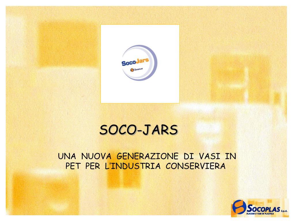 SOCO-JARS