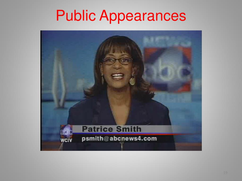 Public Appearances