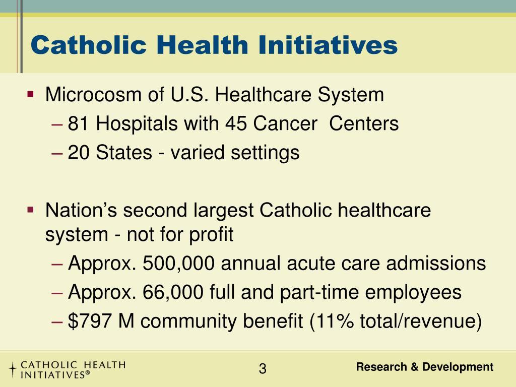 Catholic Health Initiatives