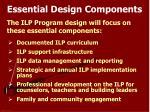essential design components