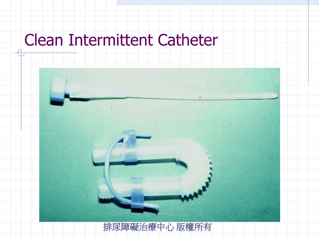 Clean Intermittent Catheter