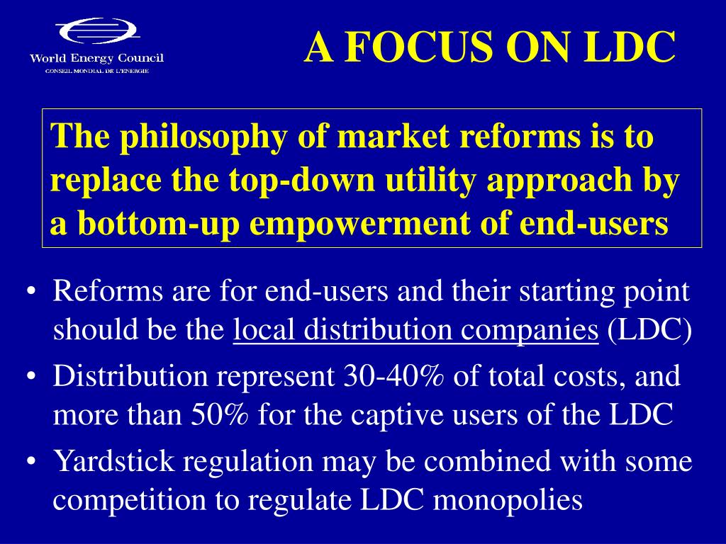 A FOCUS ON LDC
