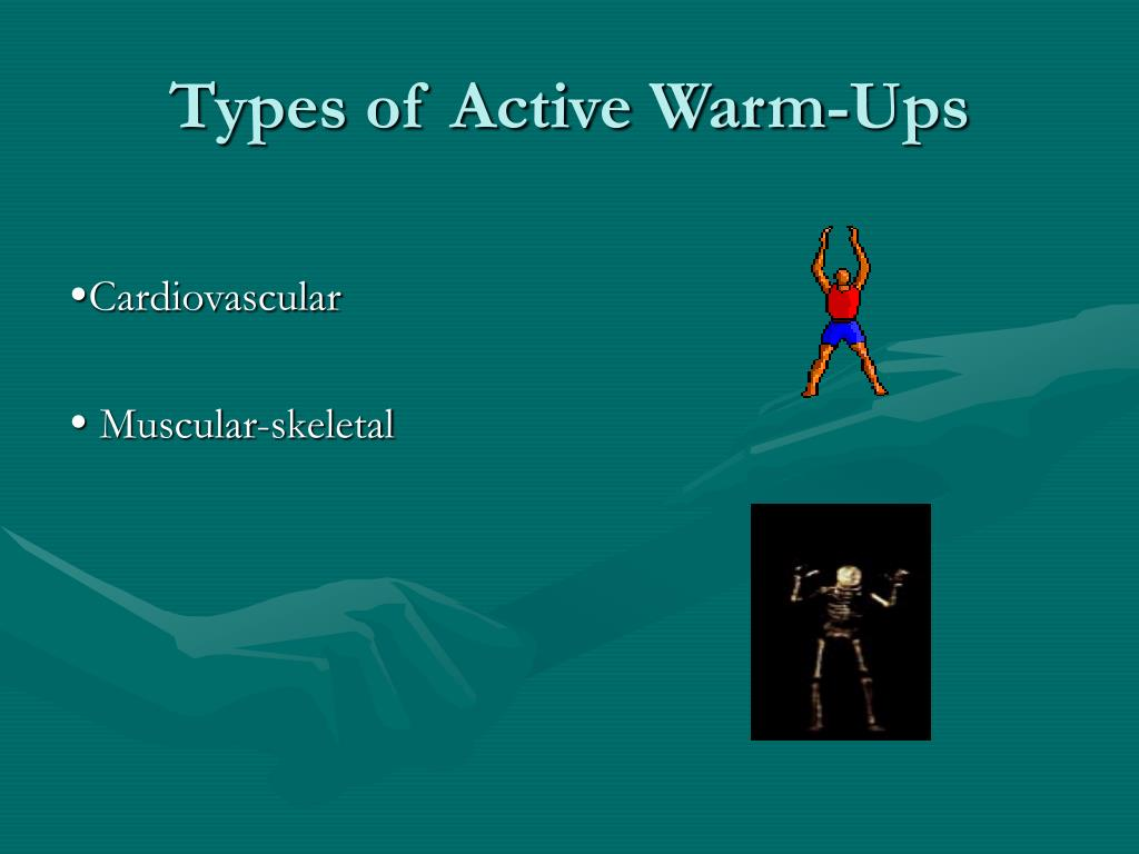 Types of Active Warm-Ups