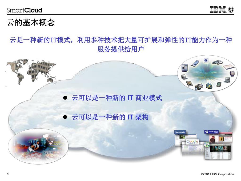 云的基本概念