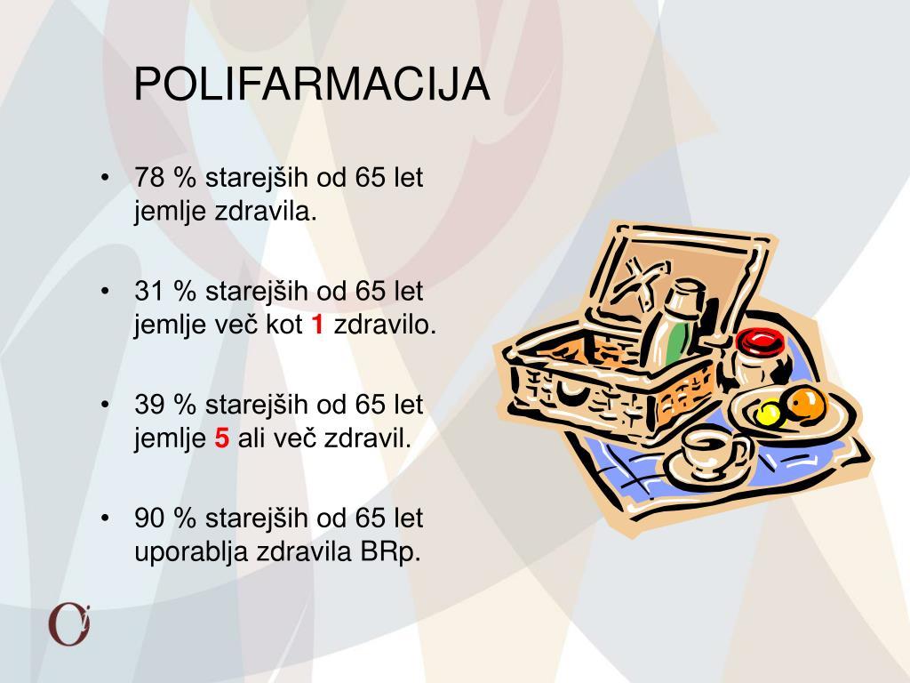 POLIFARMACIJA